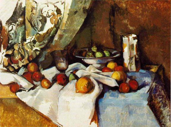 Cezanne Pears